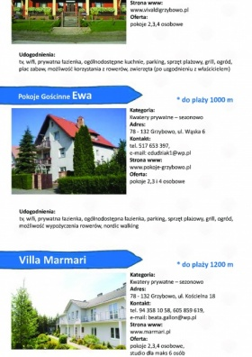 Katalog Gminy Kołobrzeg - Obiekt z Klimatem strona 6