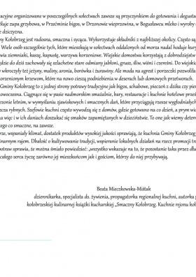 Rarytasy i frykasy Gminy Kołobrzeg strona 6
