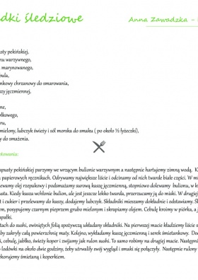 Rarytasy i frykasy Gminy Kołobrzeg strona 8