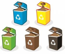 Nowe opłaty za gospodarowanie odpadami komunalnymi.