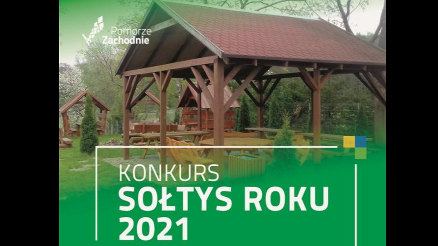 """Konkurs """"Sołtys Roku"""" 2021"""