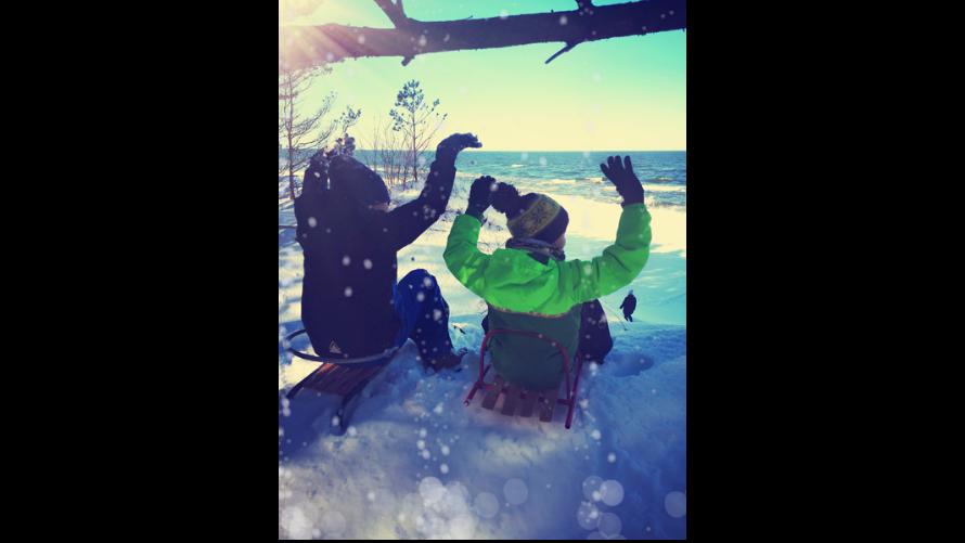 Wybrano najpiękniejsze zdjęcie zimowe Gminy Kołobrzeg!