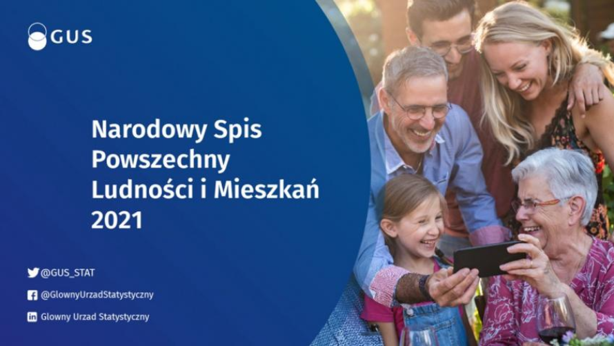Narodowy Spis Powszechny rusza 1 kwietnia.