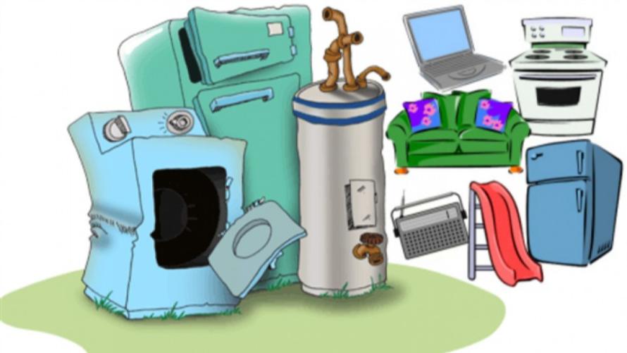 Odbiór odpadów wielkogabarytowych - harmonogram na wiosnę