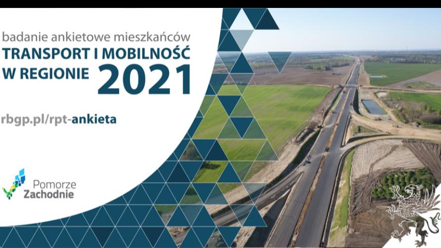 """Ankieta """"Transport i Mobilność w Regionie 2021"""""""